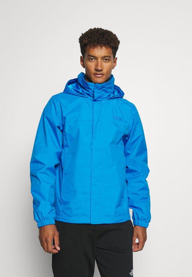 RESOLVE JACKET - Hardshell jacket - clear lake blue