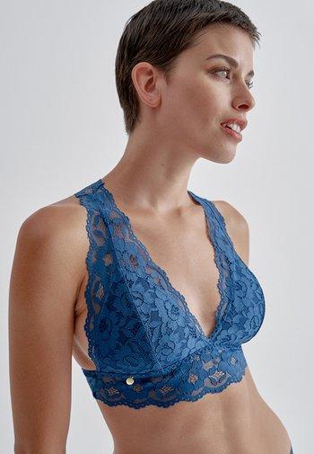 FIKA - Bustier - azul royal