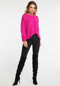 faina - Jumper - pink - 1