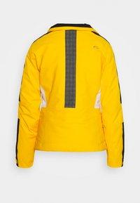 Kjus - WOMEN FORMULA - Skijakke - go hon yellow - 8