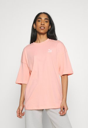 CLASSICS LOOSE TEE - T-shirt print - apricot blush