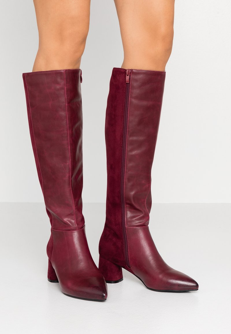Anna Field - Boots - red