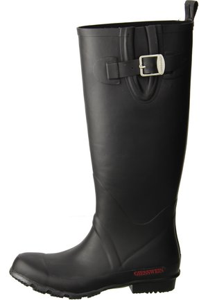 ZWIEDORF - Wellies - black