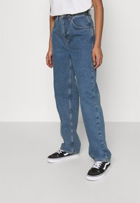 BDG Urban Outfitters - MODERN BOYFRIEND BAGGY JEAN - Jeans relaxed fit - dark vintage - 0