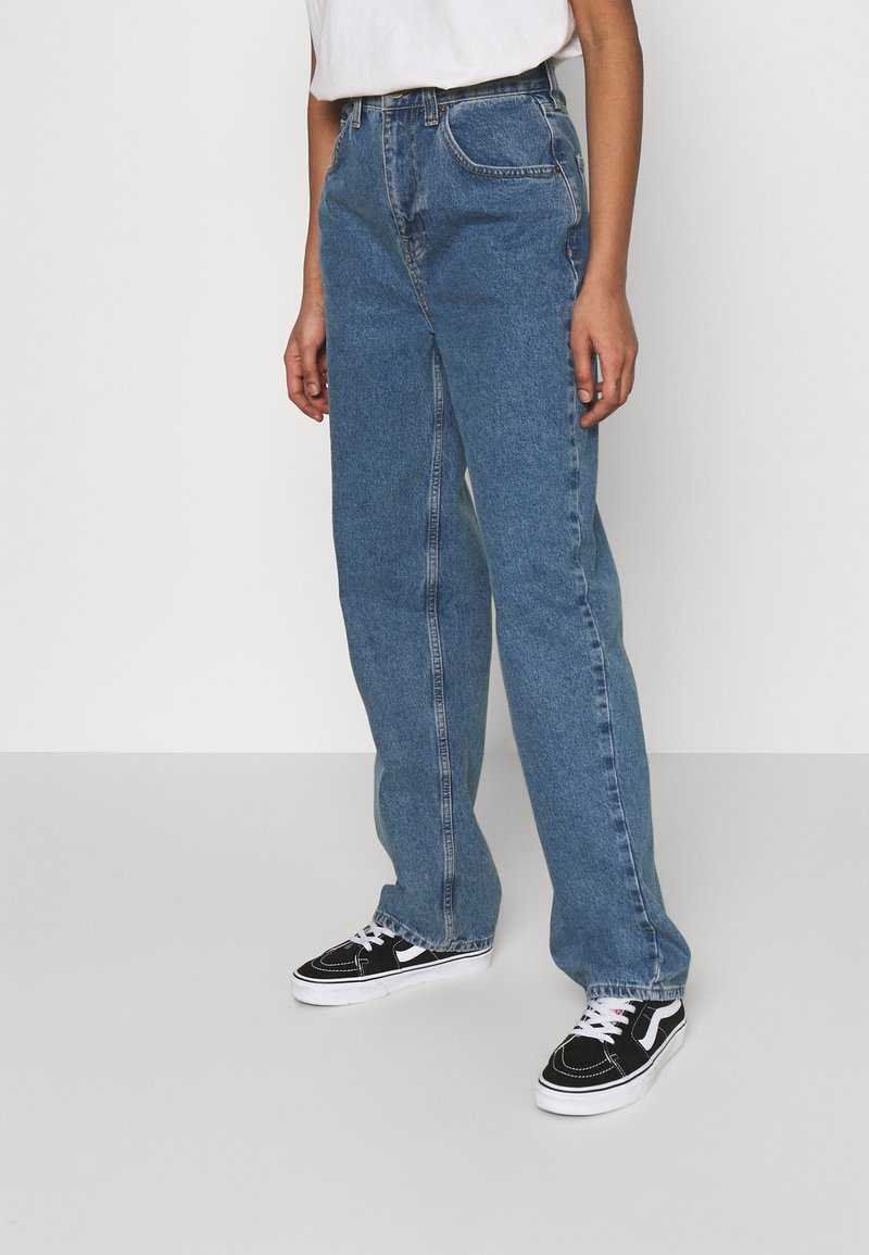 BDG Urban Outfitters - MODERN BOYFRIEND BAGGY JEAN - Jeans relaxed fit - dark vintage