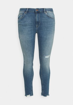 CARTARA LIFE  - Jeans Skinny Fit - medium blue
