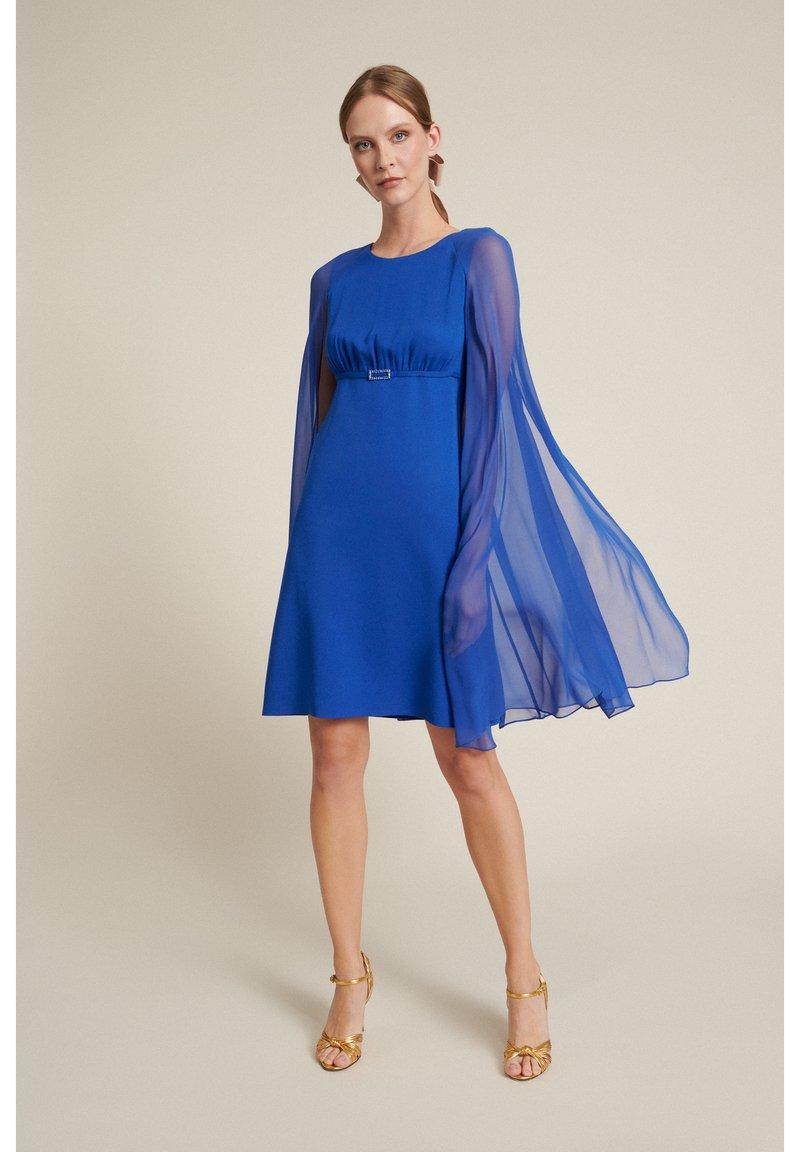 Luisa Spagnoli - Vestido de cóctel - bluette bluette