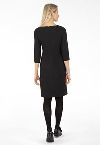 Apart - Shift dress - schwarz - 2