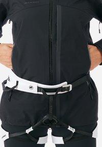 Mammut - Masao  - Soft shell jacket - black - 3