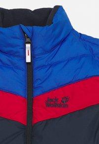 Jack Wolfskin - THREE HILLS VEST KIDS - Waistcoat - night blue - 2