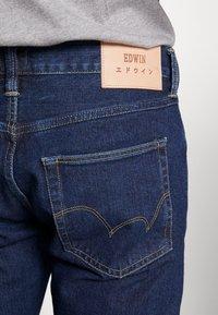 Edwin - Straight leg jeans - blue denim - 3