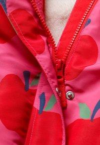 Boden - MIT SHERPA-FUTTER - Winter jacket - pink - 3
