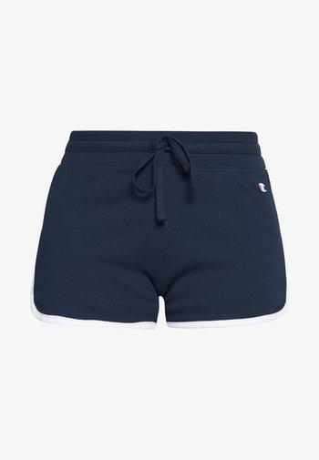 SHORTS - Pantaloncini sportivi - dark blue denim