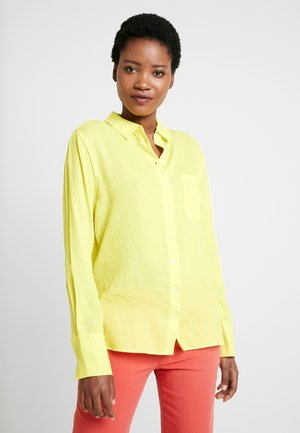 ZITA - Button-down blouse - lime