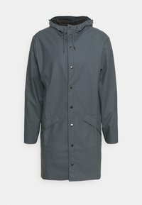 Rains - JACKET UNISEX - Vodotěsná bunda - slate - 0