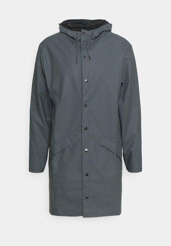 JACKET UNISEX - Waterproof jacket - slate