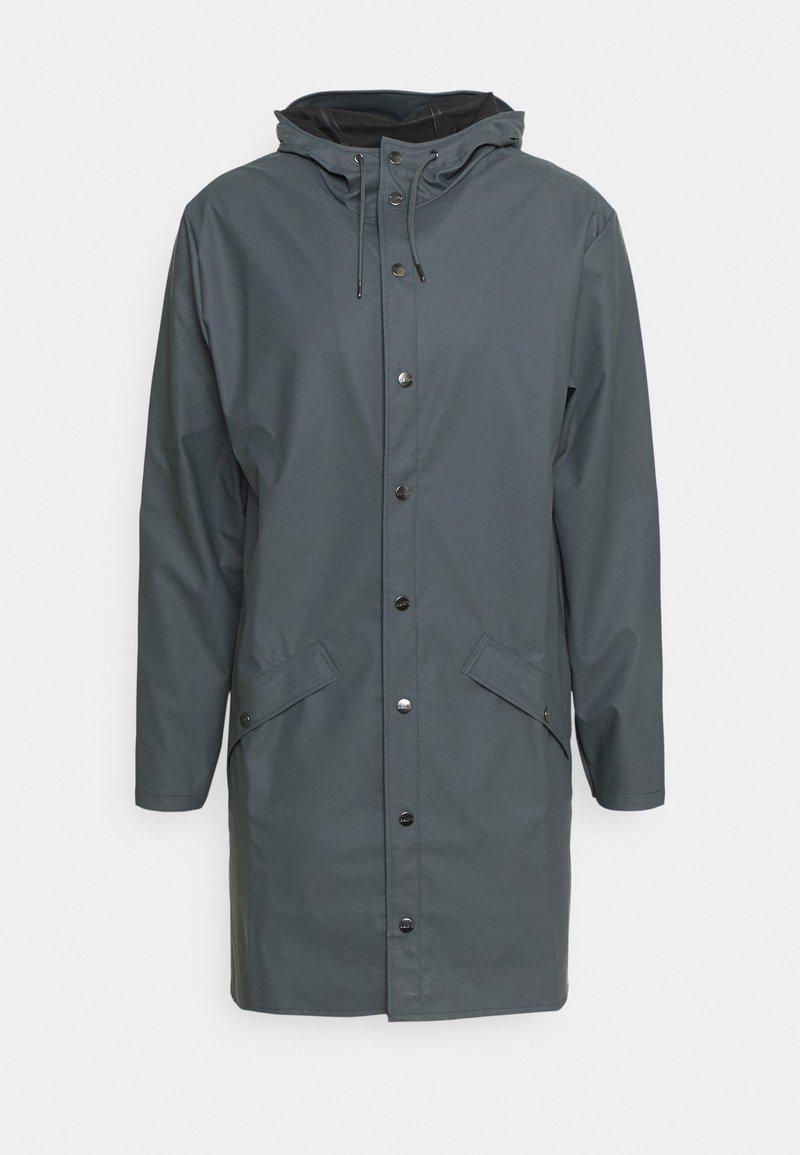 Rains - JACKET UNISEX - Vodotěsná bunda - slate