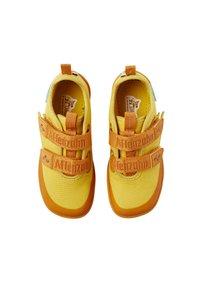Affenzahn - Touch-strap shoes - gelb - 3