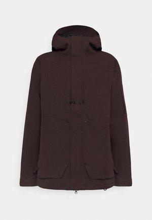 SCORTCH INS JACKET - Snowboard jacket - red