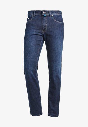 FUTUREFLEX - Jeans Tapered Fit - darkblue