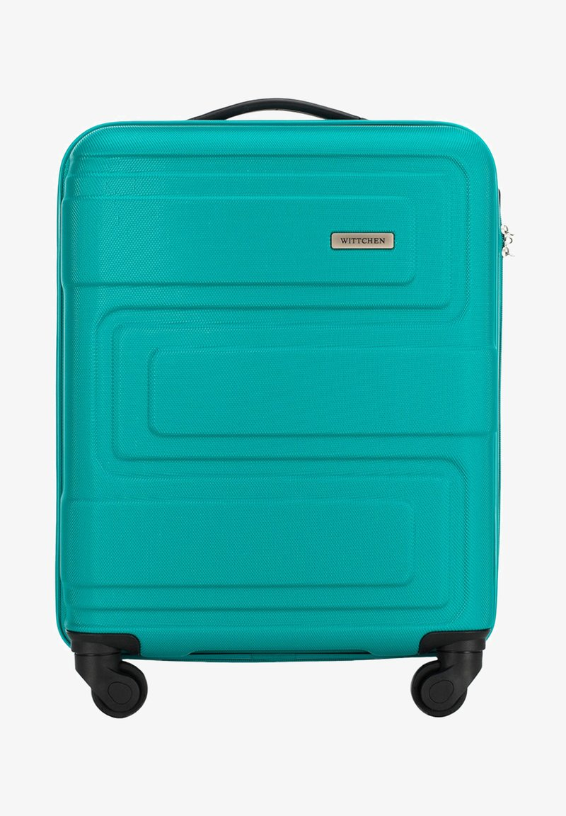 Wittchen - VIP COLLECTION - Wheeled suitcase - turquoise