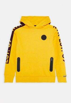 JOEY - Hoodie - deep yellow