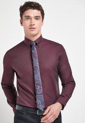 Camisa elegante - dark purple