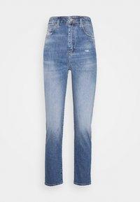 Diesel - D-EISELLE - Slim fit jeans - indigo - 4