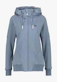 alife & kickin - MARIAAK  - Zip-up hoodie - blue - 5