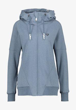 MARIAAK  - Zip-up hoodie - blue