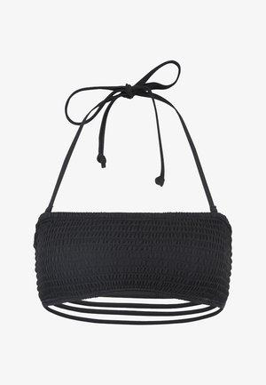 KUBA - Bikini pezzo sopra - black