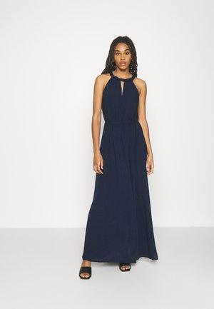 VIMESA BRAIDED DRESS - Maxi dress - navy blazer