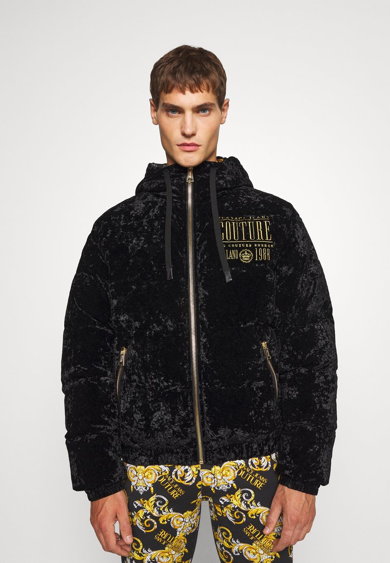Versace Jeans Couture - Piumino - nero