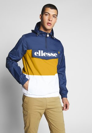 DOMANI - Windbreaker - navy/yellow