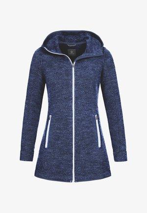 SAMIRA - Light jacket - dk.blau