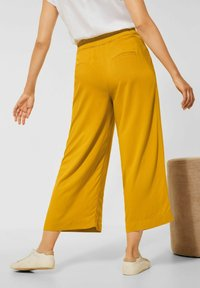 Street One - Trousers - gelb - 2