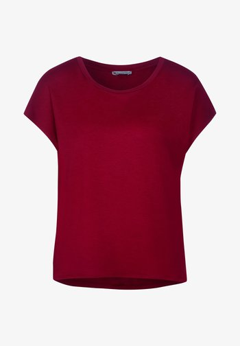 Basic T-shirt - rot