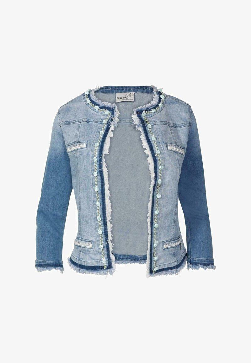 Marjo - BERNADETTE - Denim jacket - blau