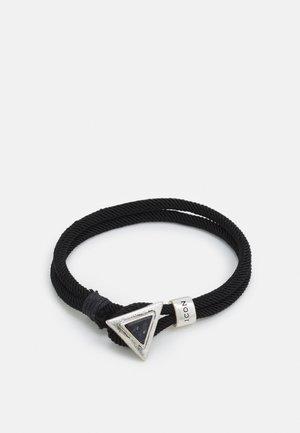 TRIANGULATION BRACELET - Bracelet - black