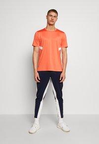 Calvin Klein Performance - SHORT SLEEVE - T-shirts print - red - 1