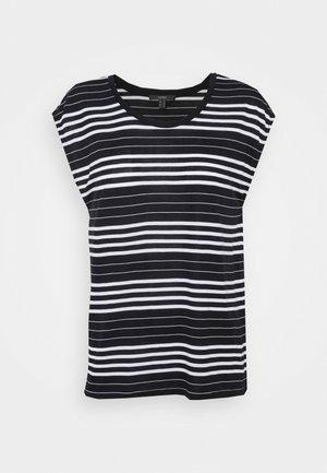 STRIPE TEE - T-shirt print - black