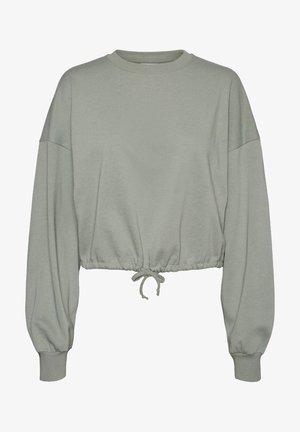 Sweatshirt - slate gray