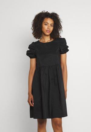 VMFRANCES SHORT WOW DRESS - Day dress - black