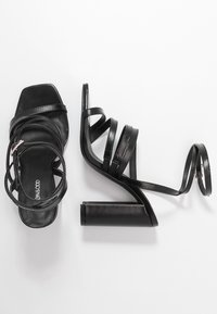 Even&Odd - High Heel Sandalette - black - 3