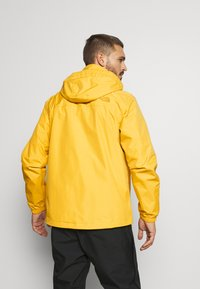 The North Face - RESOLVE JACKET - Outdoorjas - bamboo yellow - 2