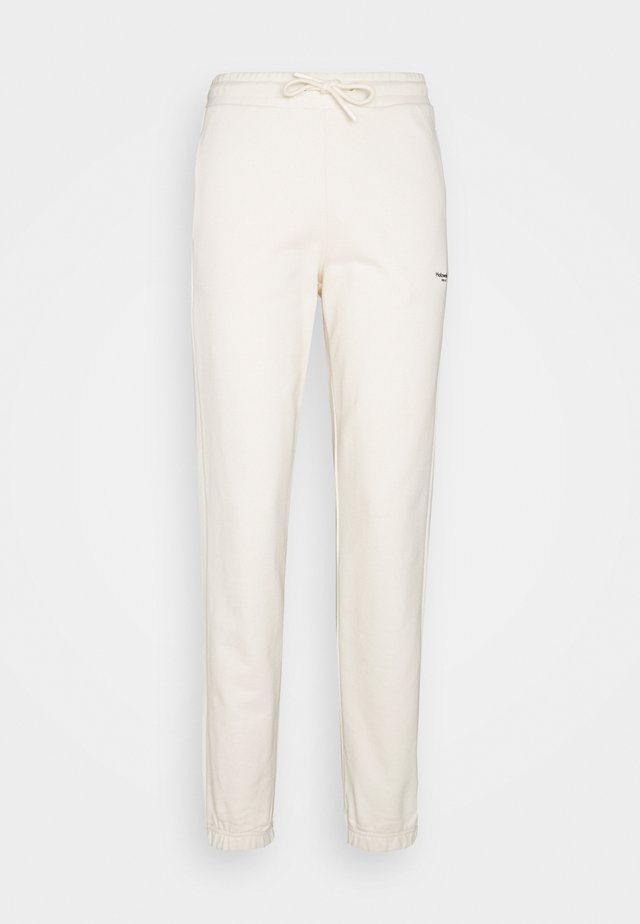 OSLO TROUSER - Trainingsbroek - ecru