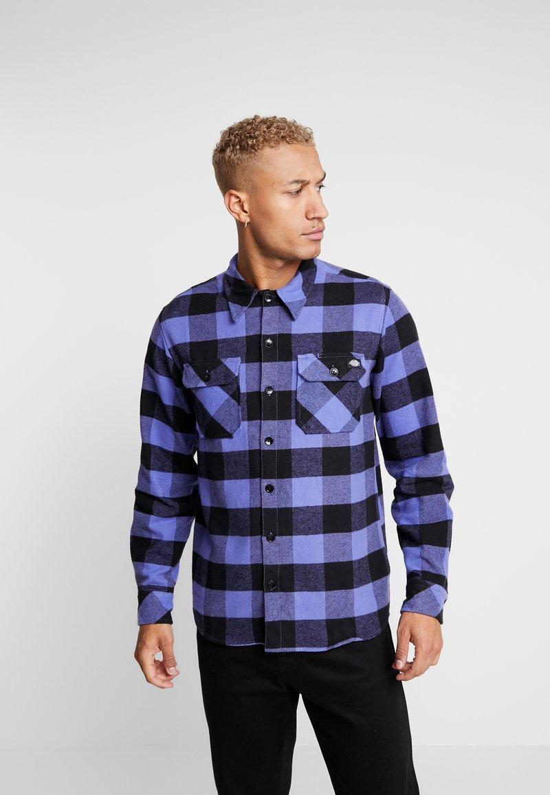 Dickies - SACRAMENTO - Camisa - purple