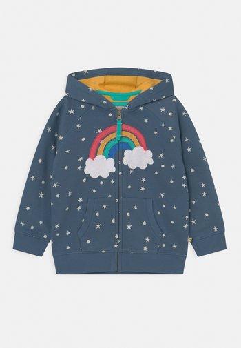 DOROTHY HOODY - Zip-up sweatshirt - blue