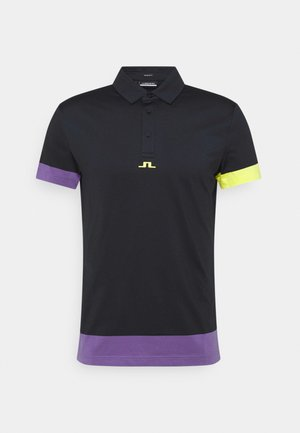 PER REGULAR FIT GOLF - Polo shirt - ultra violet