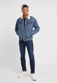 Lee - RIDER - Jeans slim fit - dark pool - 1